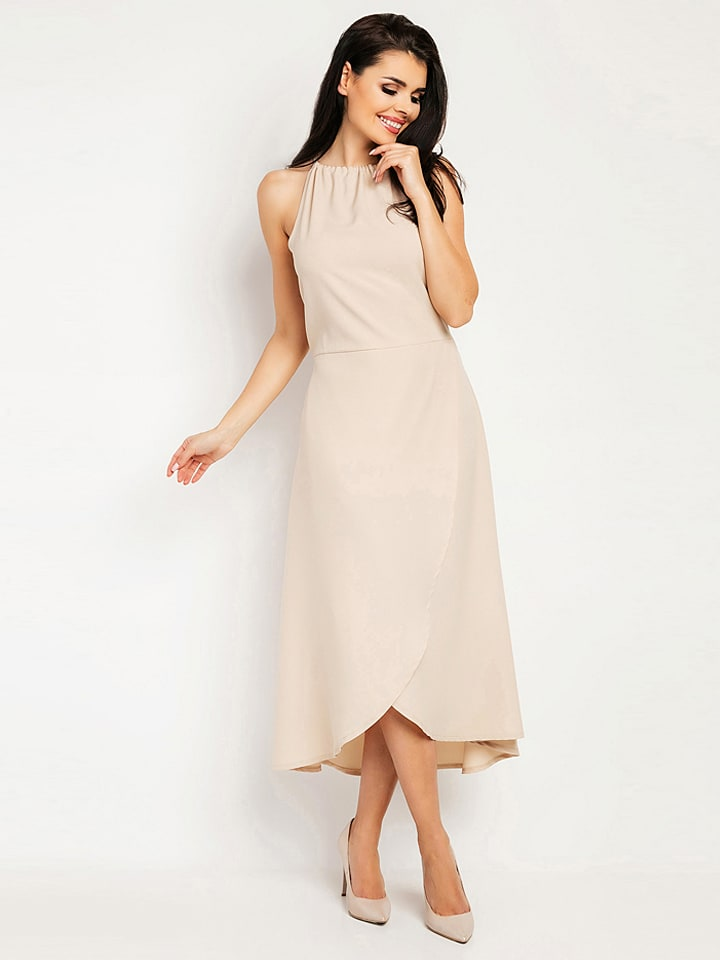 Foggy Kleid in Beige