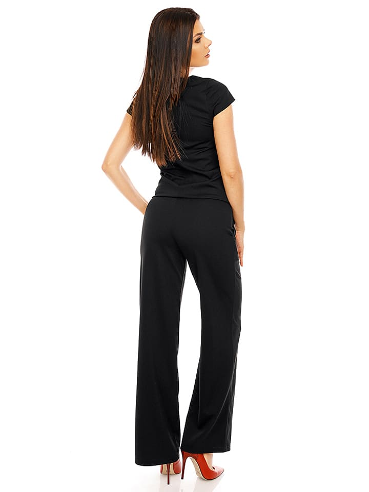 Foggy Jumpsuit in Schwarz