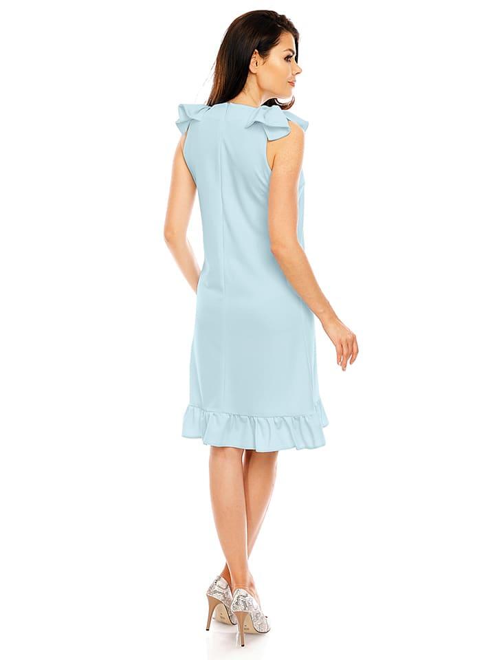 Foggy Kleid in Hellblau