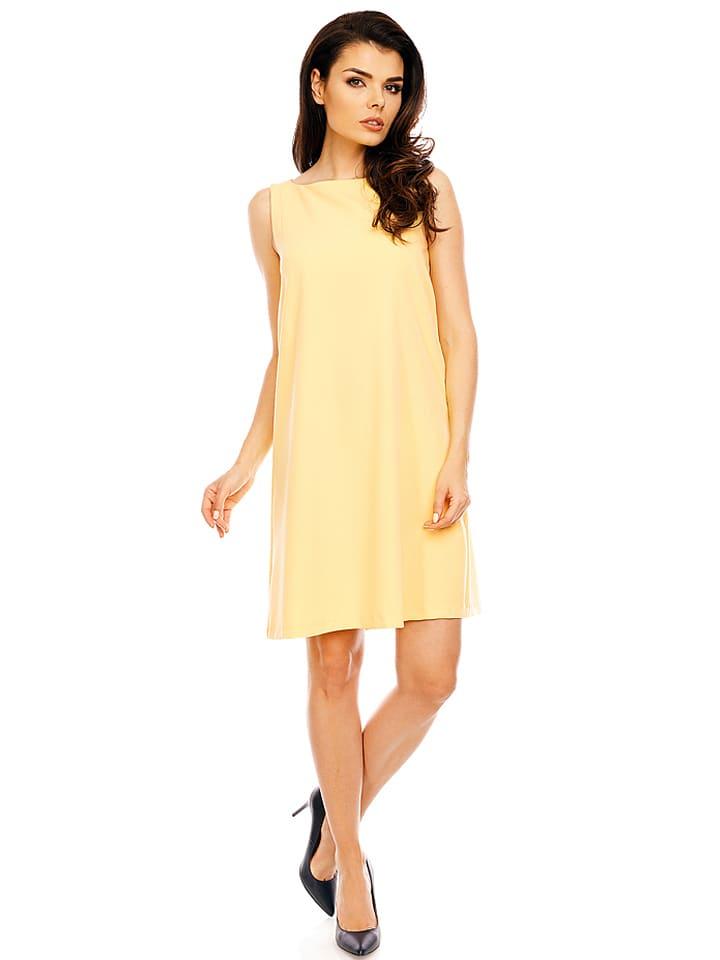 Foggy Kleid in Gelb