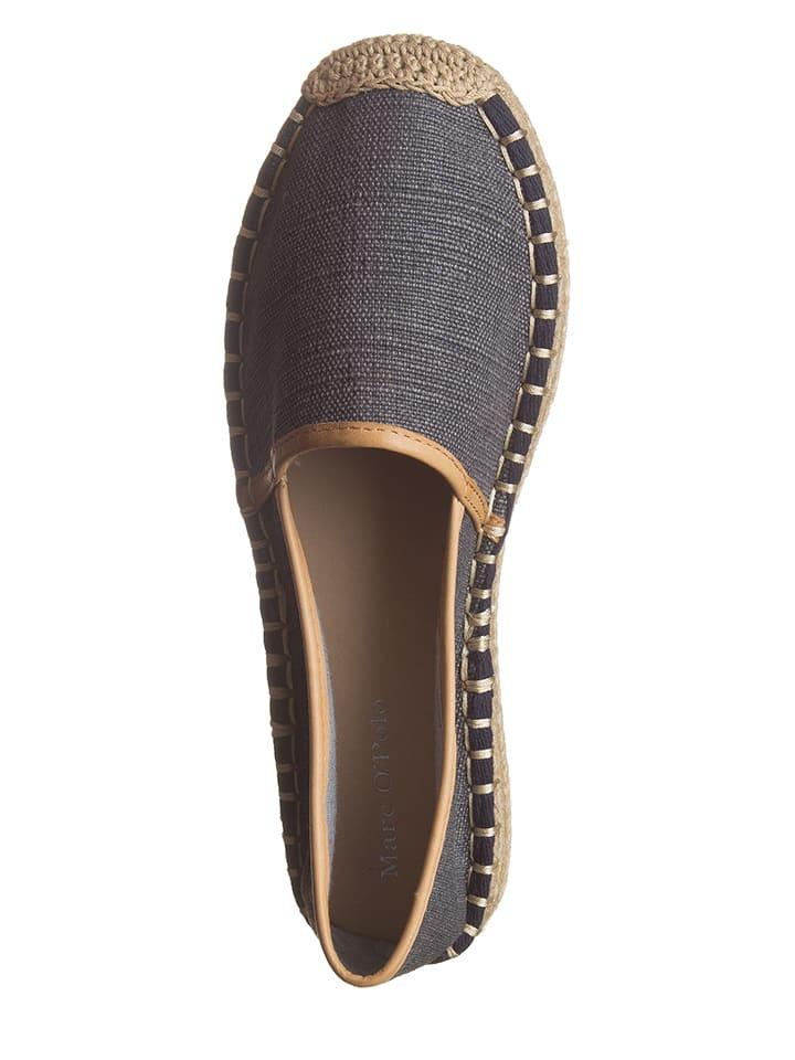 Marc O'Polo Shoes Espadrilles in Blau
