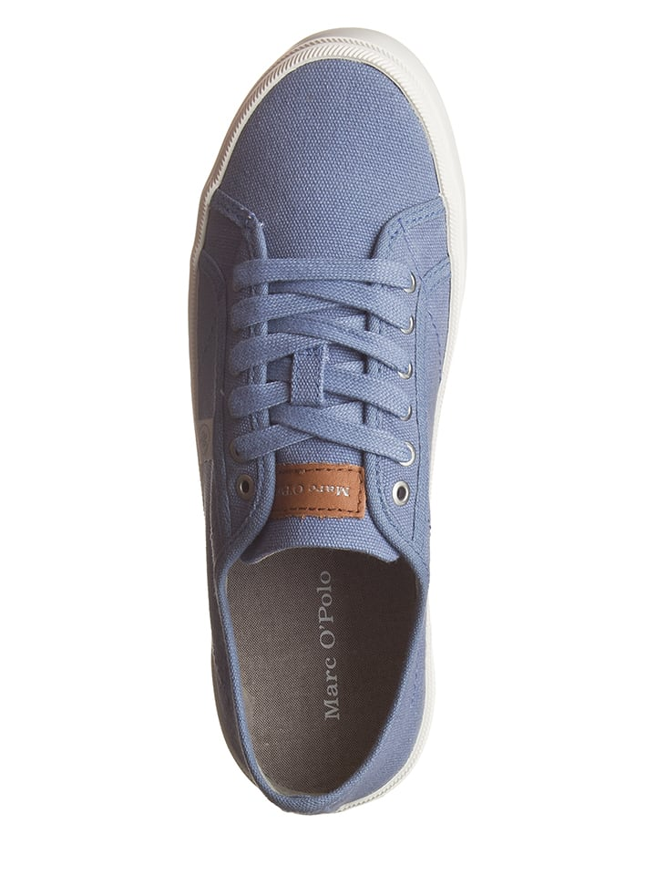 Marc O'Polo Shoes Sneakers in Hellblau