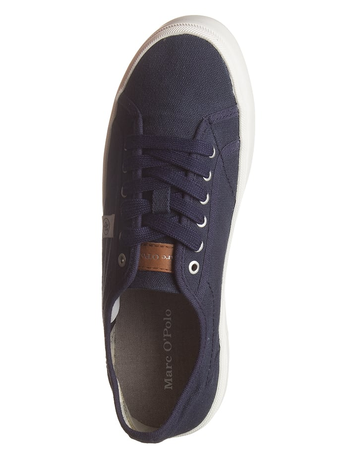 Marc O'Polo Shoes Sneakers in Dunkelblau