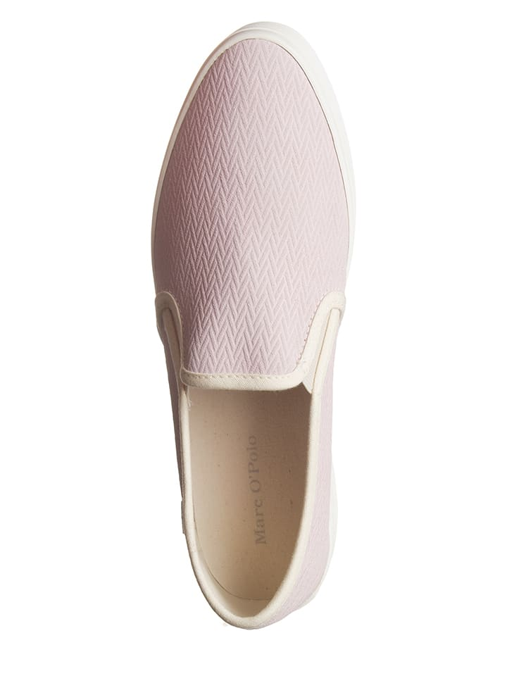 Marc O'Polo Shoes Slipper in Rosa