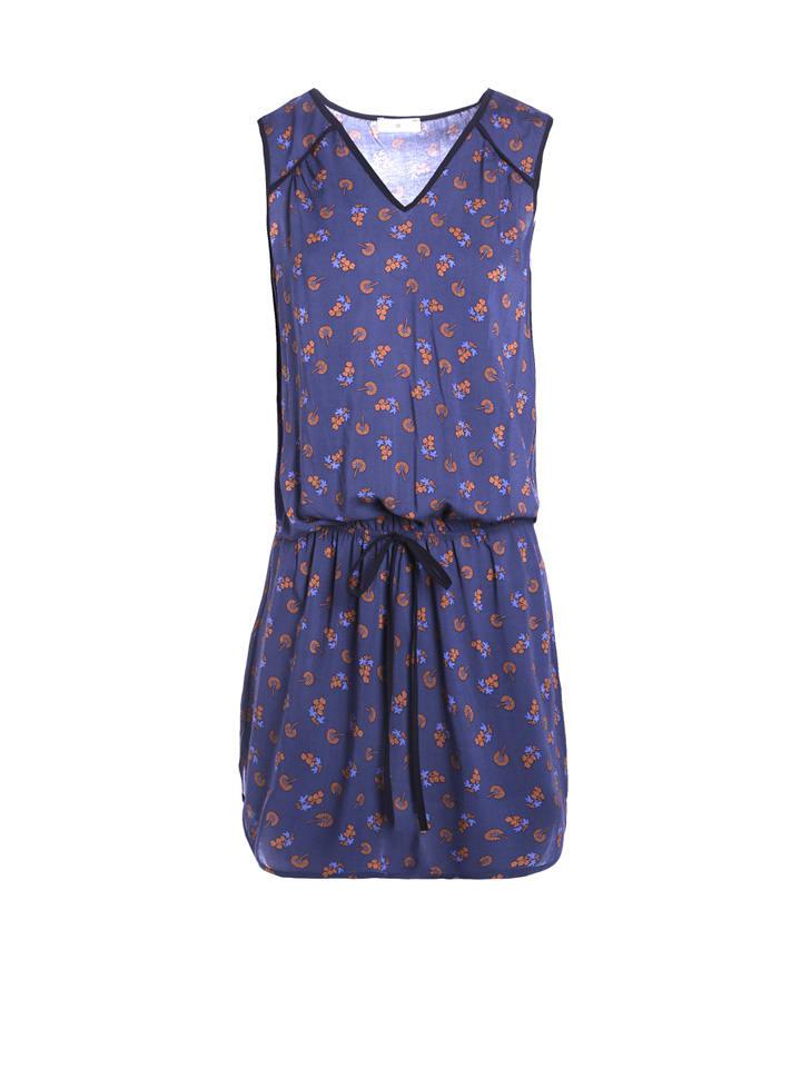 Cache Cache Kleid in Blau