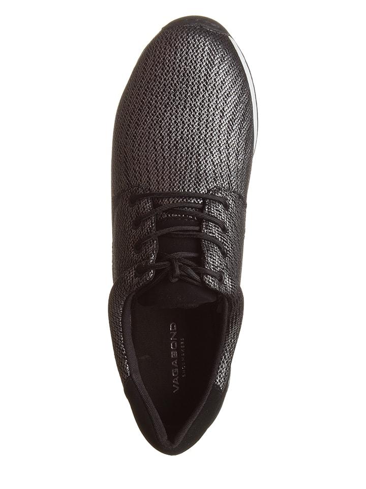 """Vagabond Sneakers """"Kasai"""" in Schwarz"""