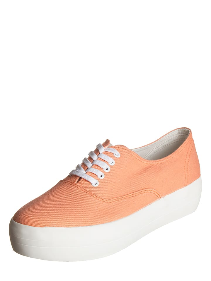 "Vagabond Sneakers ""Keira"" in Apricot"