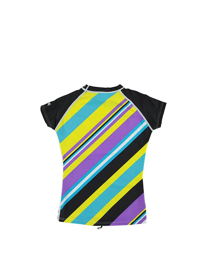 Dakine UV-Shirt in Schwarz/ Bunt