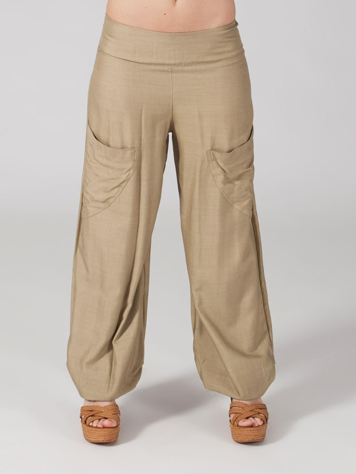 Aller Simplement Hose in Beige