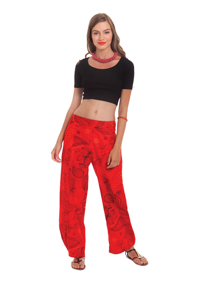 Aller Simplement Hose in Rot