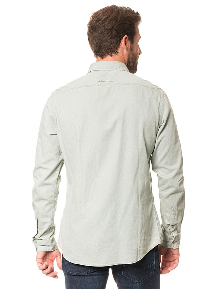 """Camel Active Hemd """"Kent"""" - fitted - in Mint"""