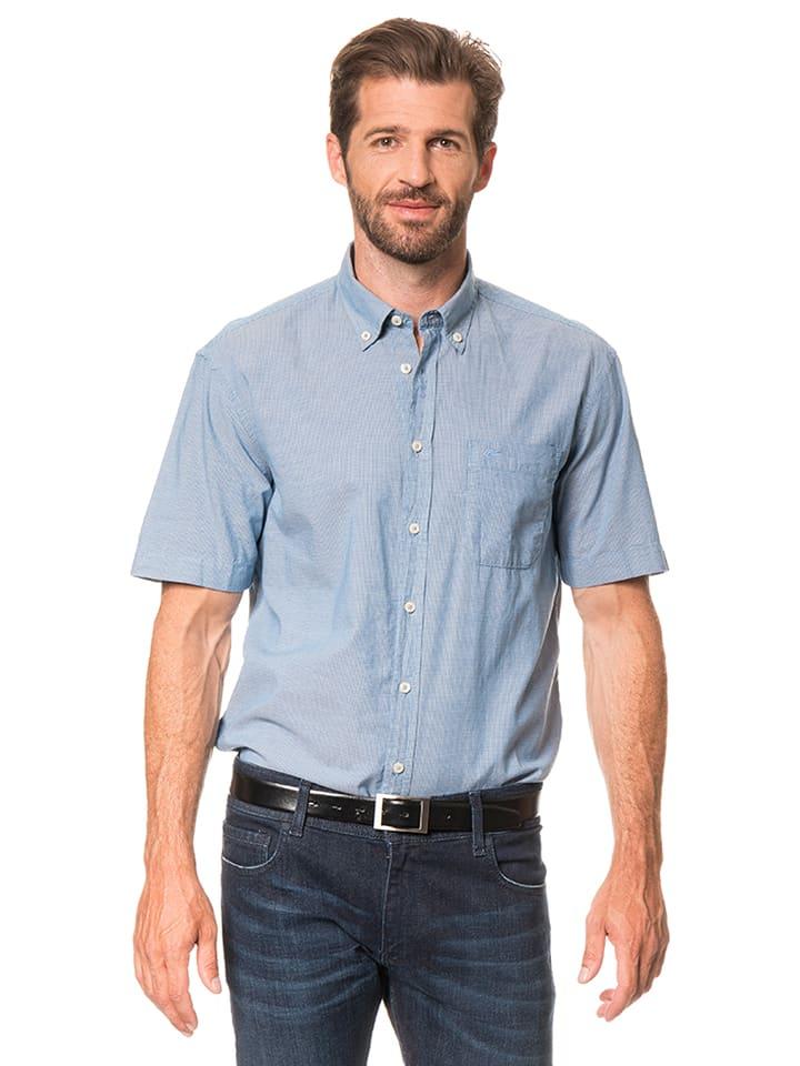 """Camel Active Hemd """"Jack"""" - Regular fit - in Blau"""