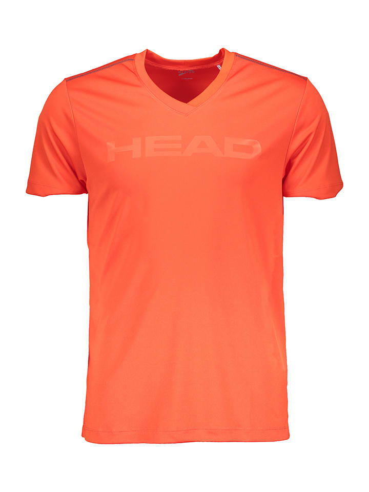 HEAD Funktionsshirt in Rot