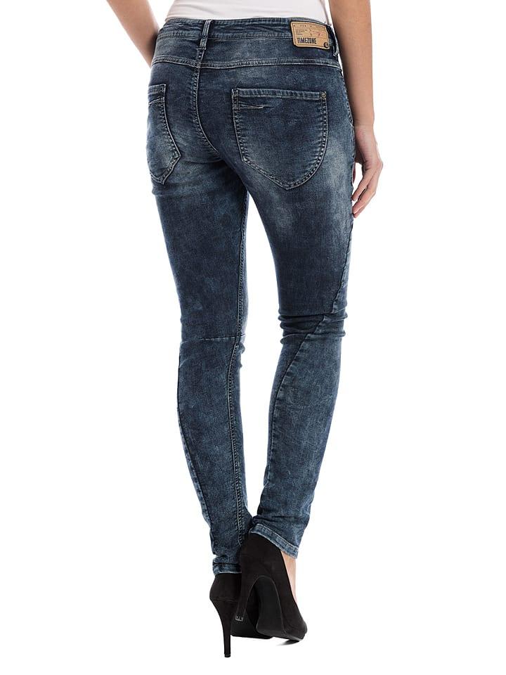 Timezone Jeans - Slim fit - in Blau