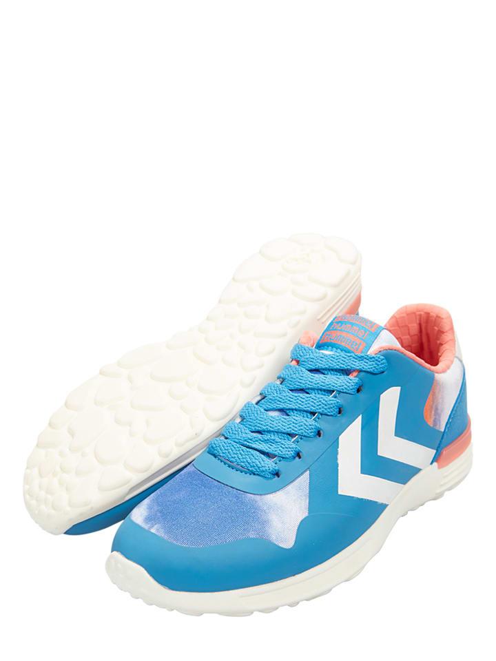 """Hummel Sportschuhe """"Starzero"""" in Blau"""