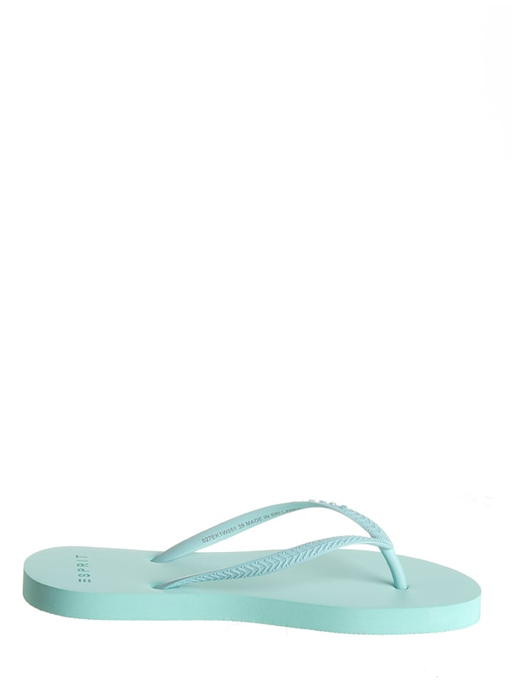 "ESPRIT Zehentrenner ""Grace Thongs"" in Mint"
