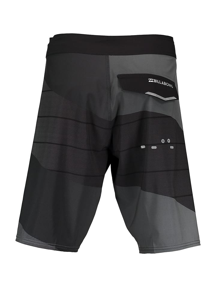 "Billabong Badeshorts ""Prodigy X"" in Schwarz/ Anthrazit"