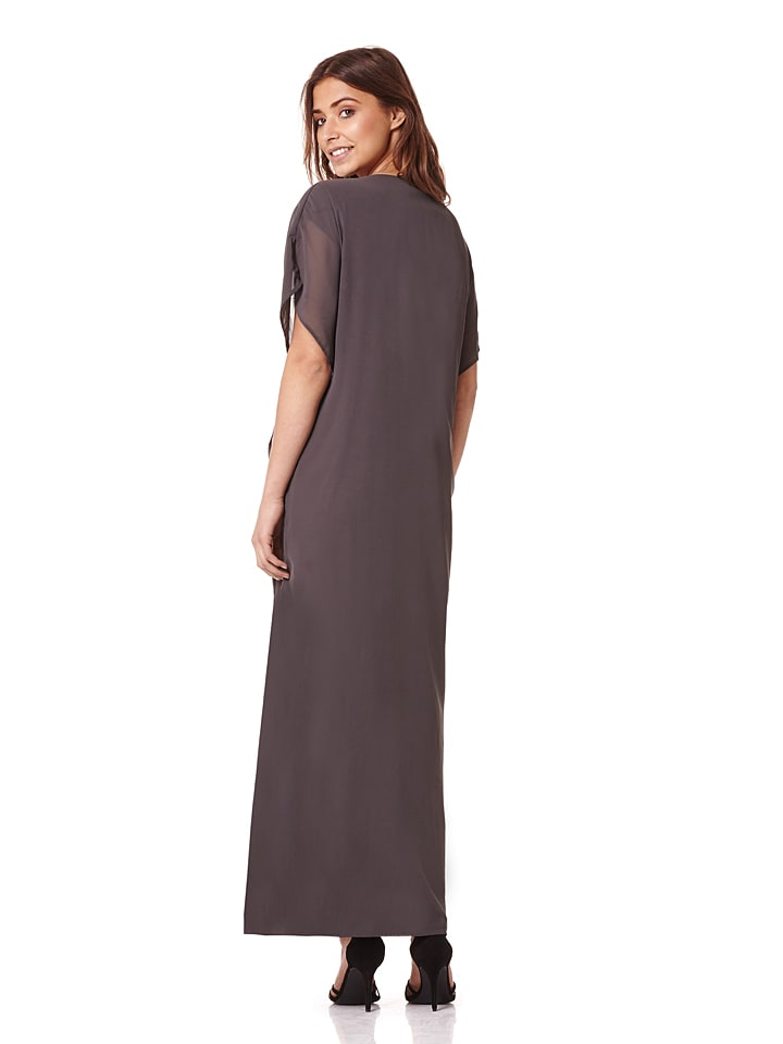Iska Kleid in Grau