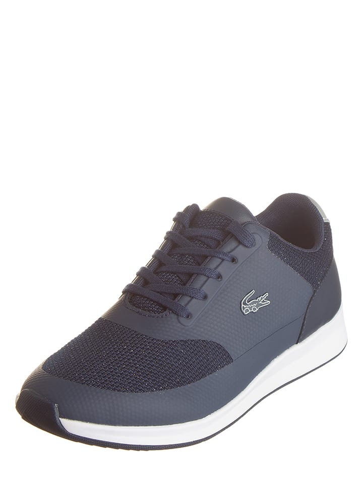 Lacoste Sneakers in Dunkelblau