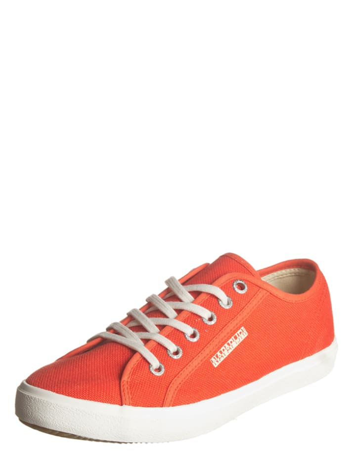 """Napapijri Sneakers """"Mia"""" in Koralle"""