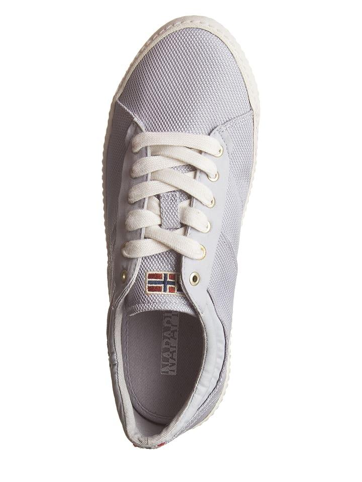"""Napapijri Sneakers """"Maggie"""" in Hellblau"""