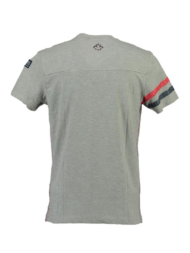 """Canadian Peak Shirt """"Jax"""" in Grau"""