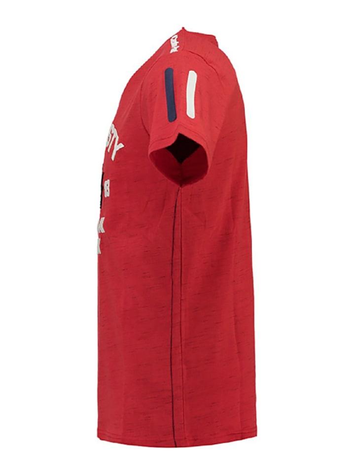 "Canadian Peak Shirt ""Jax"" in Rot"