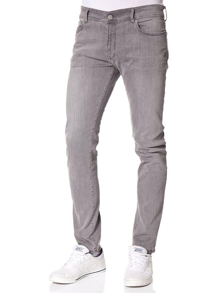 """Cross Jeans Jeans """"Eddie"""" - Slim fit - in Grau"""