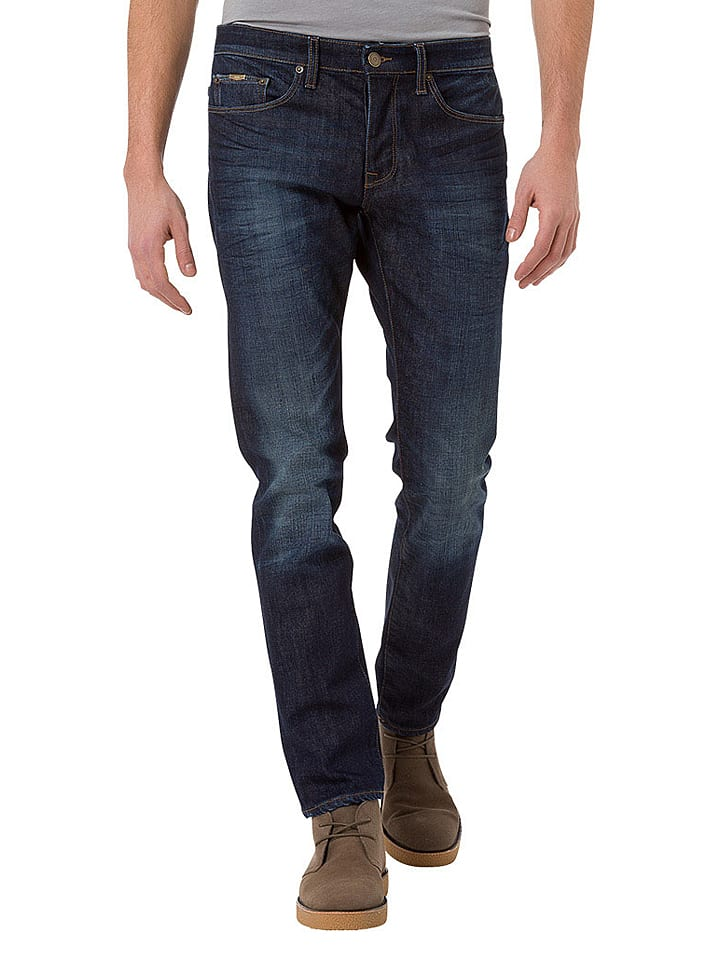 """Cross Jeans Jeans """"939 Tapered"""" - Tapered fit - in Blau"""