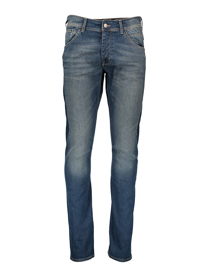 "Cross Jeans Jeans ""Adam"" - Slim fit - in Blau"