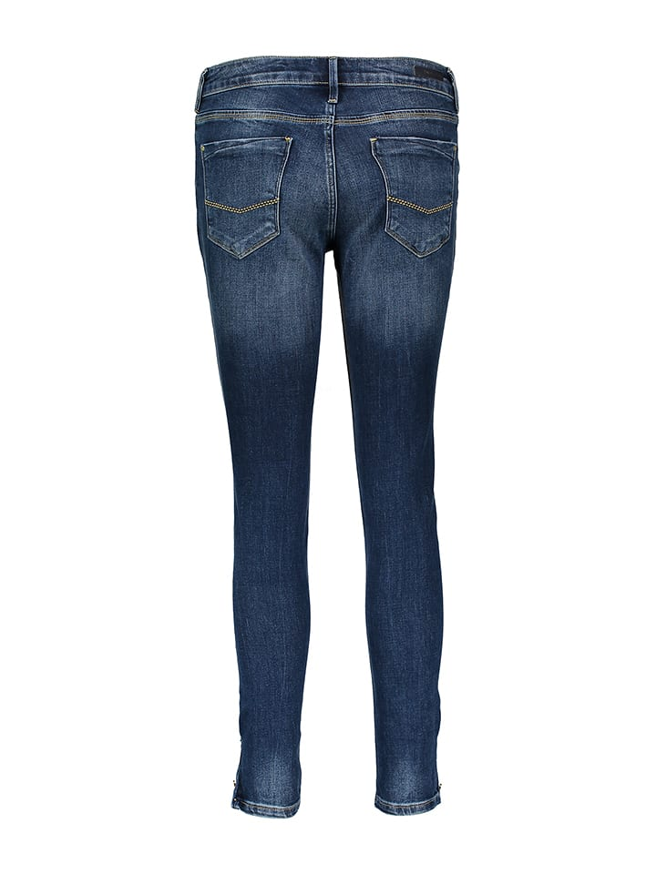 "Cross Jeans Jeans ""Giselle"" - Skinny fit - in Dunkelblau"