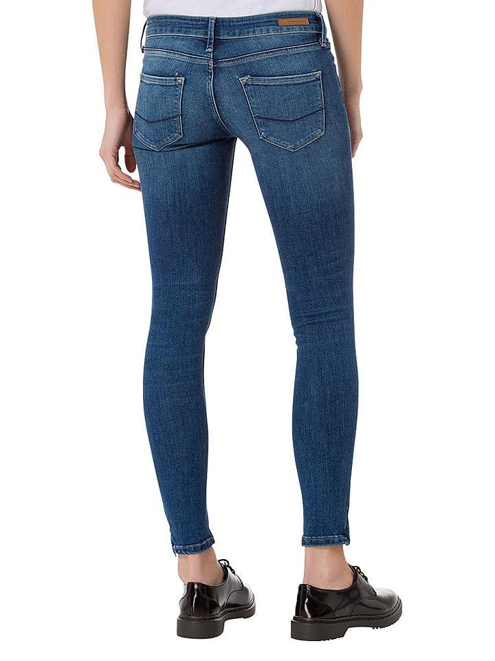 """Cross Jeans Jeans """"Giselle"""" - Skinny fit - in Dunkelblau"""