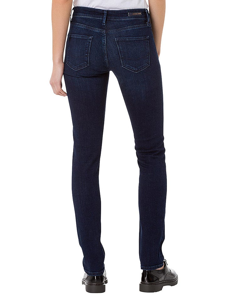 "Cross Jeans Jeans ""Anya"" - Slim fit - in Dunkelblau"