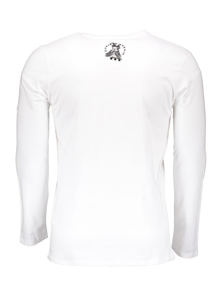 RG512 Longsleeve in Weiß