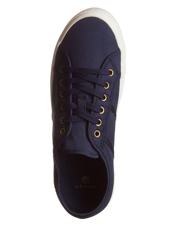 """GANT Footwear Sneakers """"Zoe"""" in Dunkelblau"""