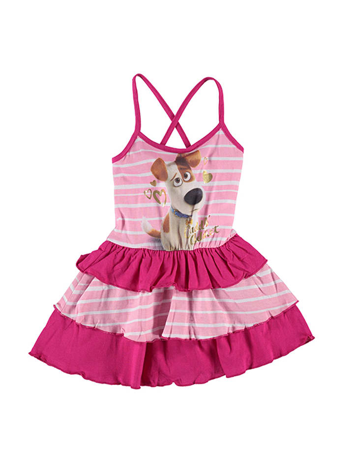 "The secret life of pets Kleid ""The secret life of pets"" in Rosa/ Fuchsia"