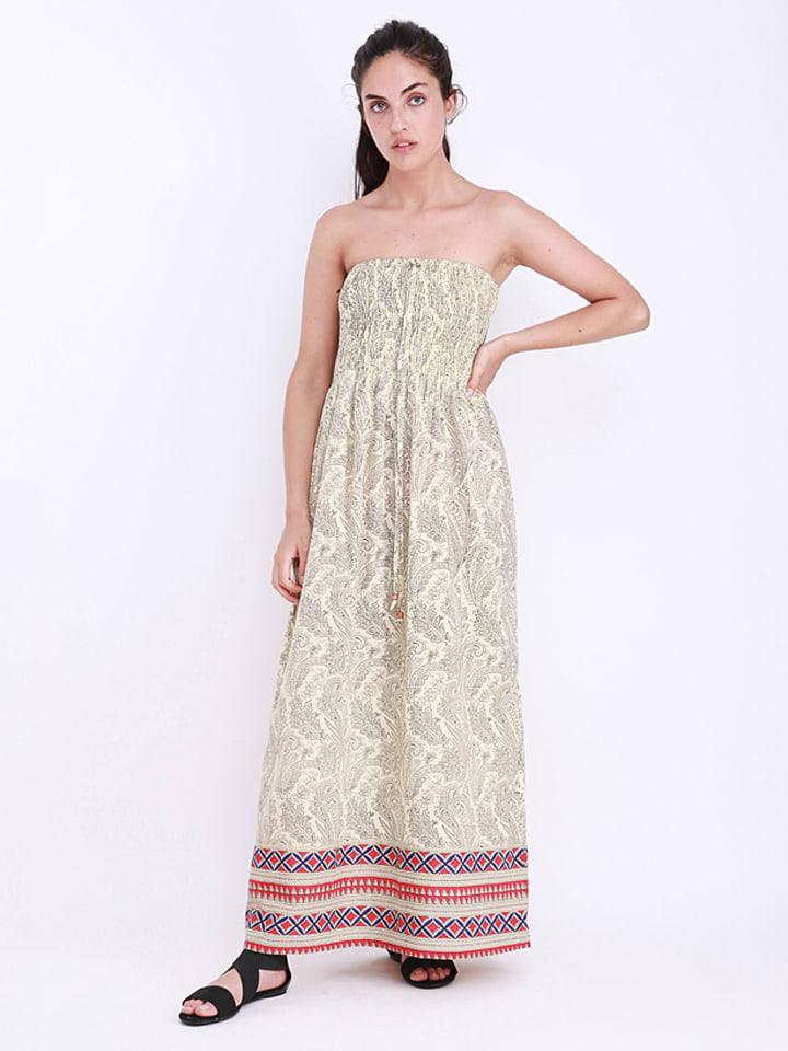 Anmol Kleid in Beige