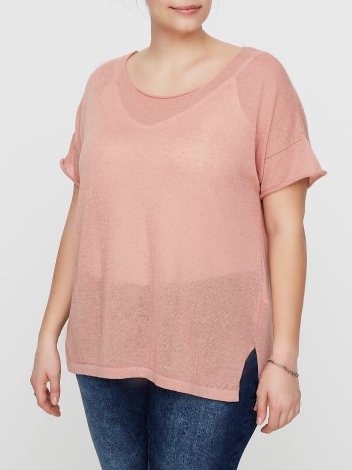 """JUNAROSE Shirt """"Sonia"""" in Apricot"""