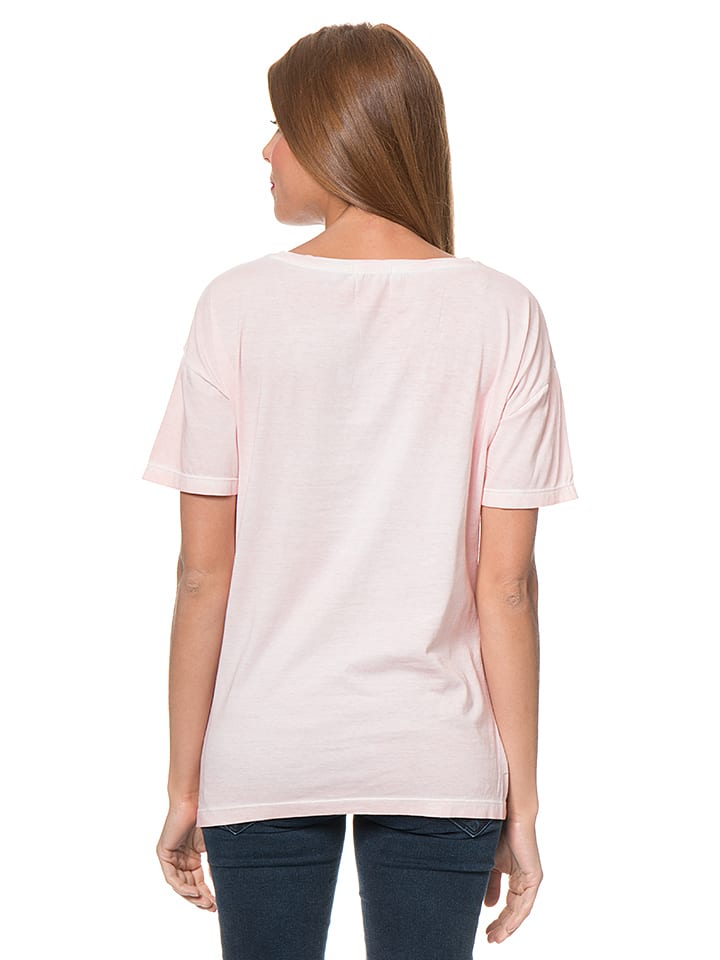 Blue Seven Shirt in Rosa