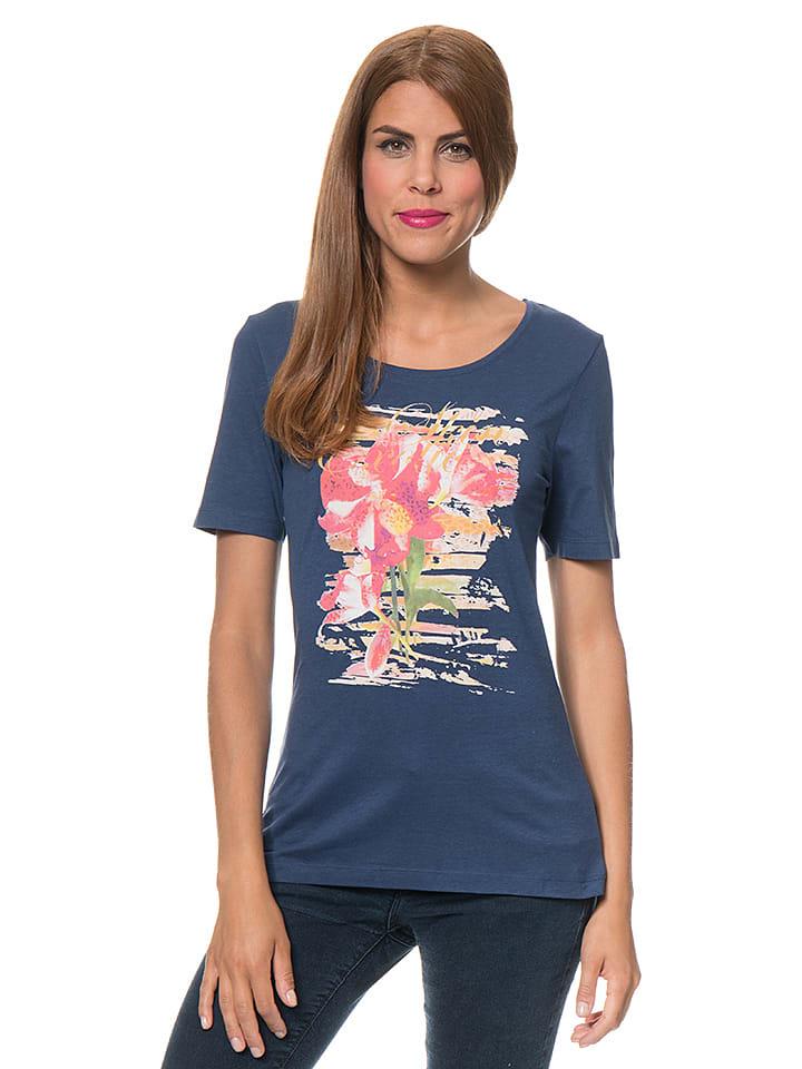 Blue Seven Shirt in Dunkelblau