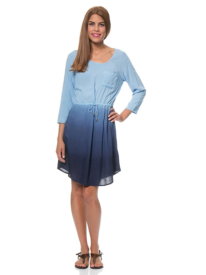 Blue Seven Kleid in Blau