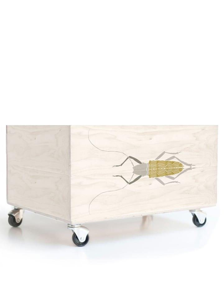 the wild hug rollkiste bug in natur b 50 x h 23 x. Black Bedroom Furniture Sets. Home Design Ideas