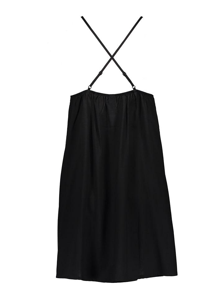 Skiny Kleid in Schwarz
