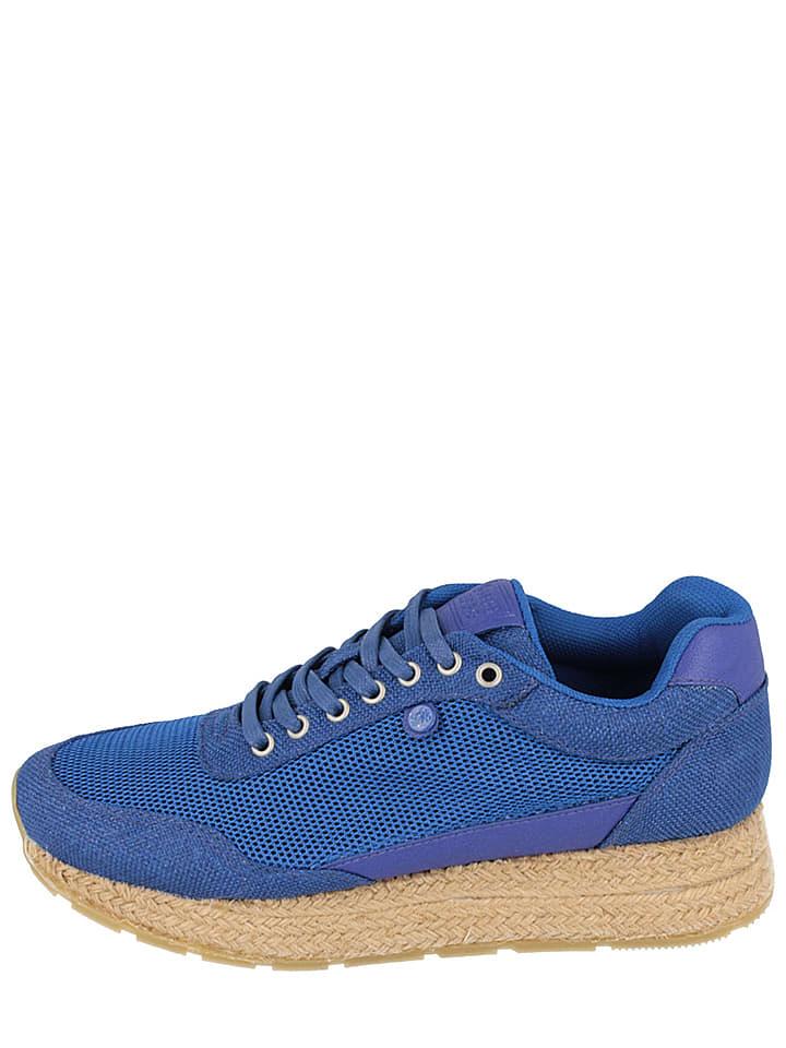"""Gioseppo Sneakers """"Avola"""" in Blau"""