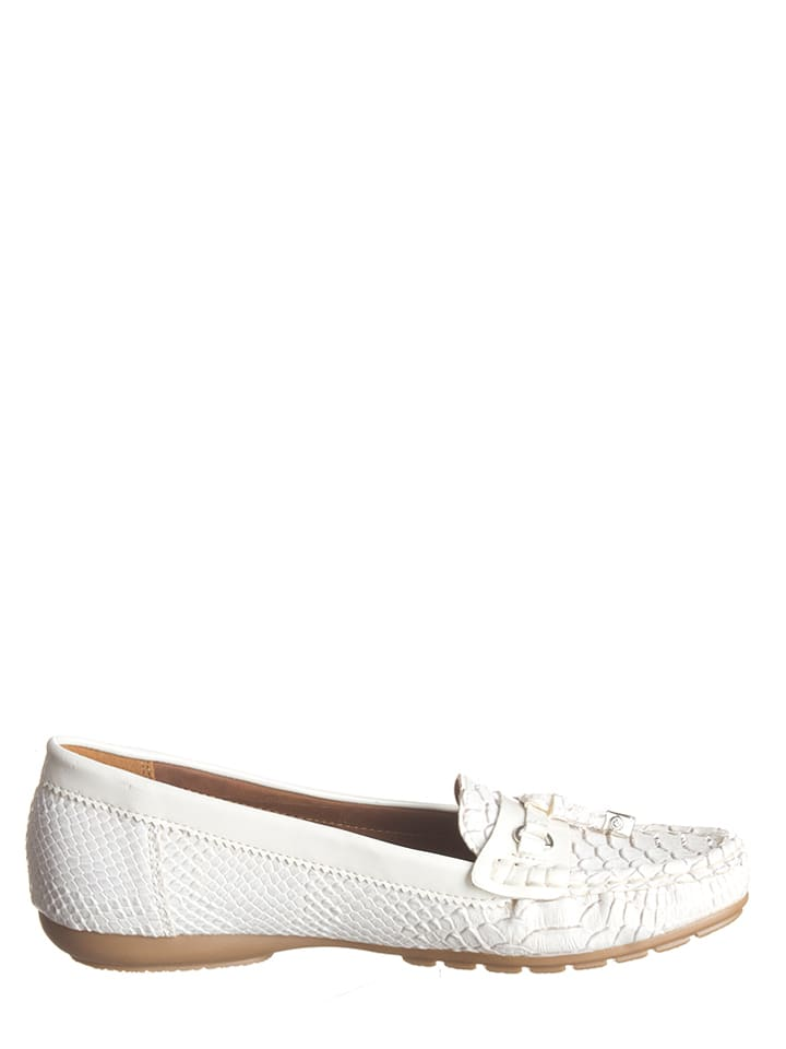 Andrea Conti Slipper in Creme