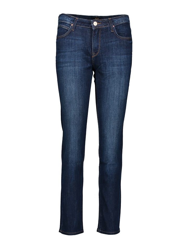 "Lee Jeans Jeans ""Elly"" - Slim straight in Dunkelblau"