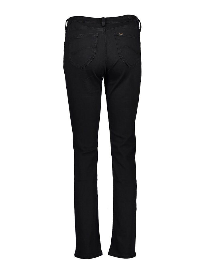 "Lee Jeans Jeans ""Emlyn"" - Straight fit in Schwarz"