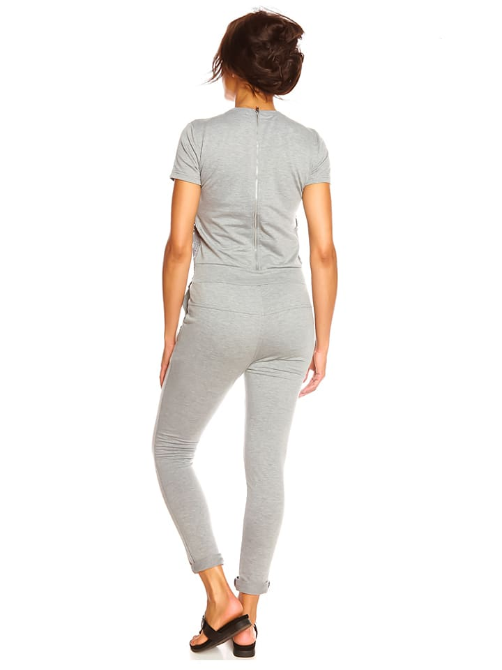 "Scarlet Jones Jumpsuit ""Erica"" in Grau"