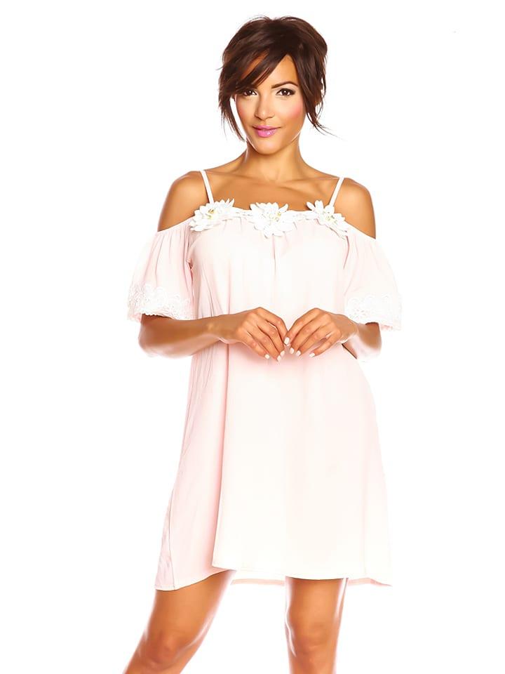 "Scarlet Jones Kleid ""Provence"" in Rosa"