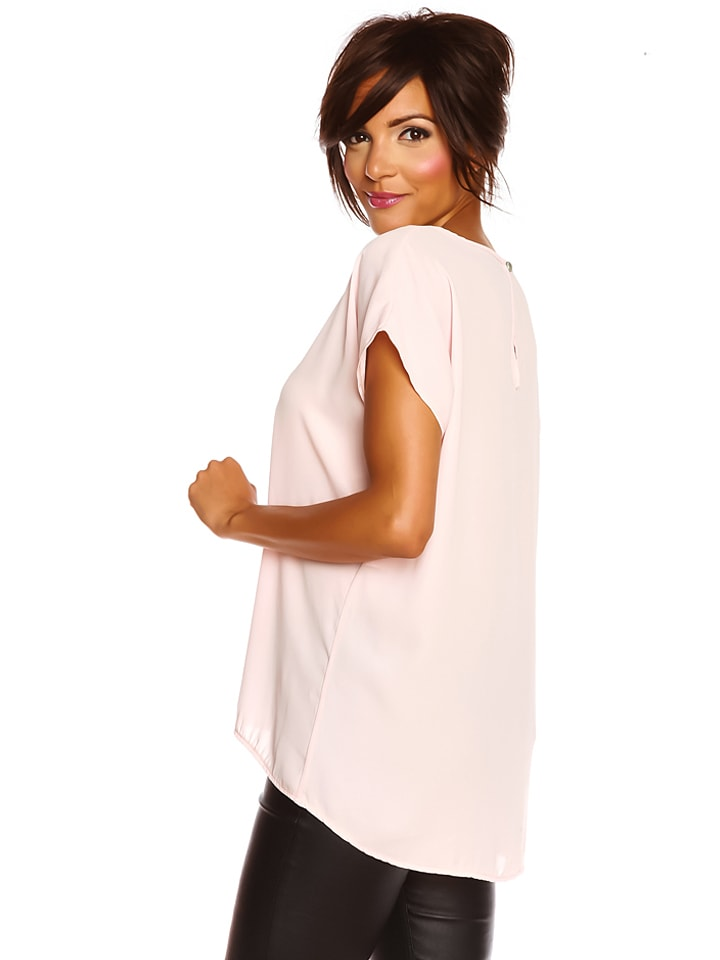 "Scarlet Jones Shirt ""Liran"" in Rosa"